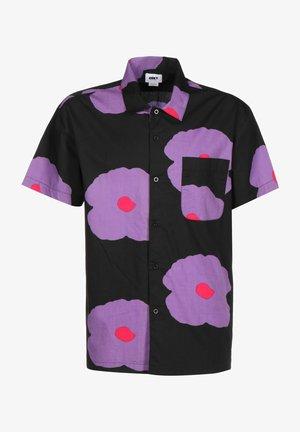 LANGARM EVENS - Shirt - black multi