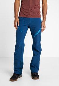 Dynafit - MERCURY  - Zimní kalhoty - poseidon - 0