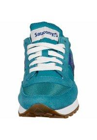 Saucony - JAZZ VINTAGE - Sneakers laag - cap/blue - 5