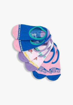 WM SKATEBOARD MIX CANOODLES (1-6, 3PK) - Socks - multi