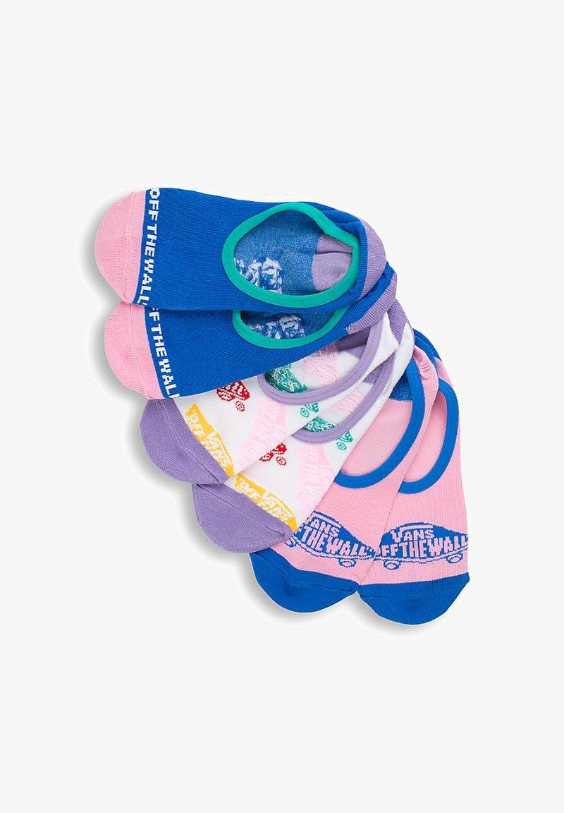 Vans - WM SKATEBOARD MIX CANOODLES (1-6, 3PK) - Socks - multi