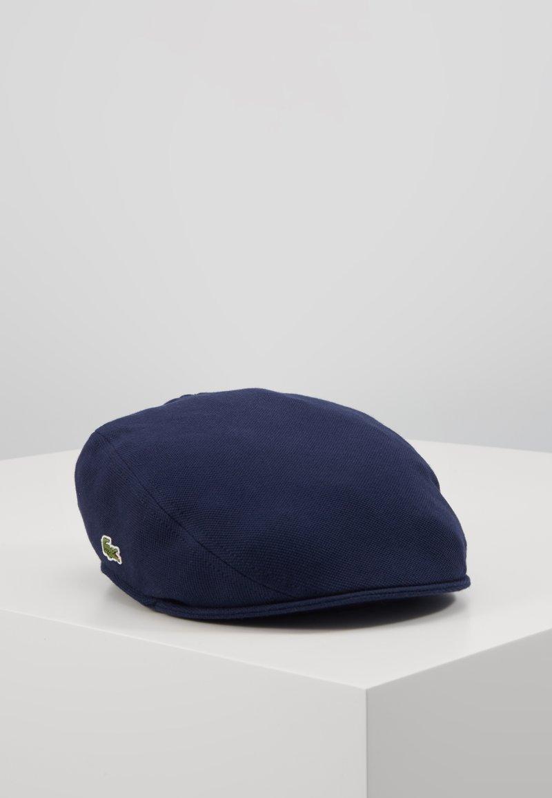 Lacoste - FLAT - Czapka - navy blue