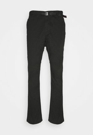 NN-PANTS SLIM - Chinot - black