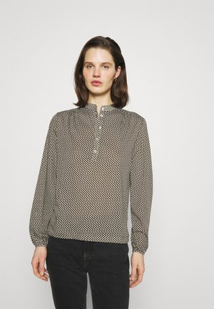 Long sleeved top - olive