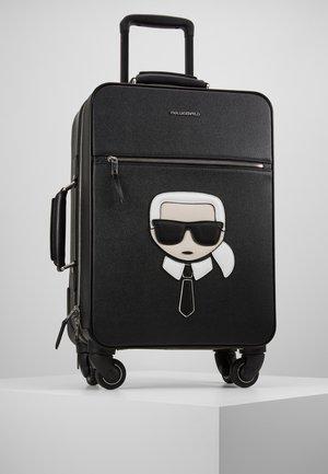 IKONIK TROLLEY - Wheeled suitcase - black