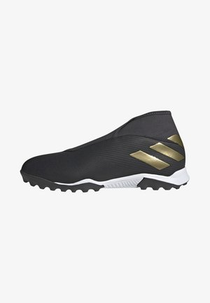 NEMEZIZ 19.3 TURF BOOTS - Sports shoes - black