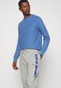 Polo Ralph Lauren - Tracksuit bottoms - andover heather - 3