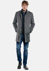 Engbers - Classic coat - grau - 1