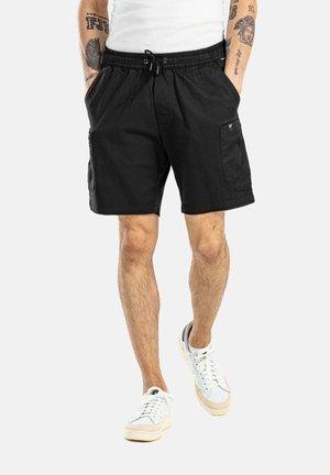 REFLEX EASY CARGO - Shorts - black
