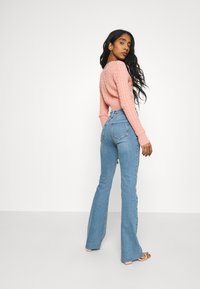 River Island - Flared jeans - light auth - 3