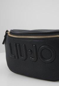 LIU JO - BUMBAG - Bum bag - nero - 2