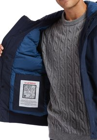 Timberland - SCAR RIDGE  - Winter jacket - dark sapphire - 2
