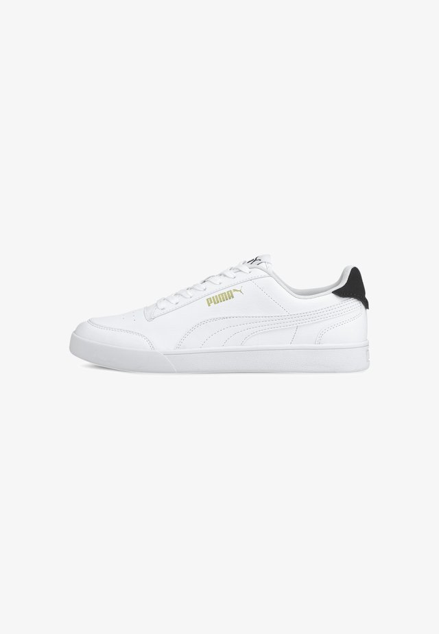 Trainers - white-white-peacoat- gold