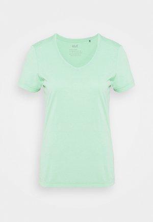 CROSSTRAIL WOMEN - T-shirts - pacific green