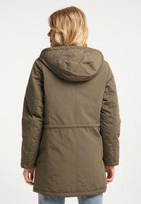DreiMaster - Winter coat - militär oliv - 2
