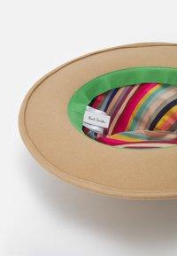 Paul Smith - FEDORA HAT EXCLUSIVE - Chapeau - beige - 3