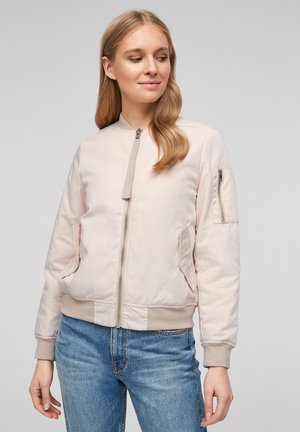 Light jacket - light blush