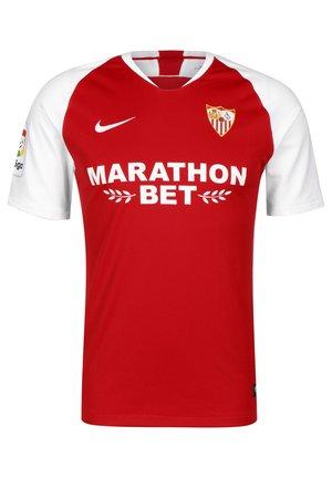 FC SEVILLA TRIKOT AWAY STADIUM 2019/2020 HERREN - Club wear - red/white