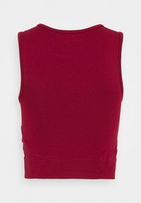 Even&Odd active - SEAMLESS  - Top - red - 1