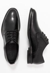 Office - MARKER GIBSON - Business sko - black - 1