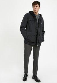 Finn Flare - Winter jacket - black - 1
