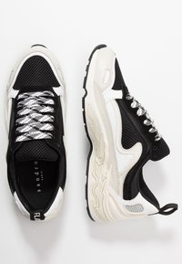 sandro - FLAME - Trainers - storm - 3