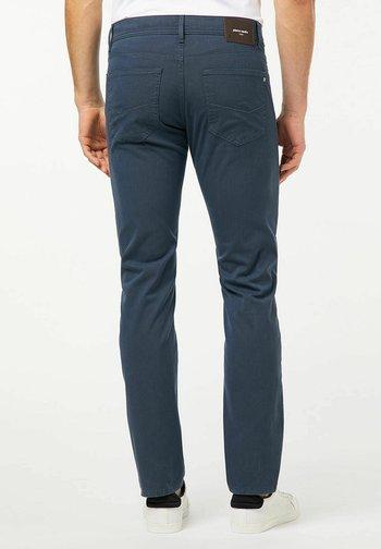 Straight leg jeans - marine