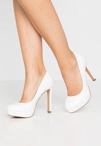 Even&Odd - Decolleté - white - 0