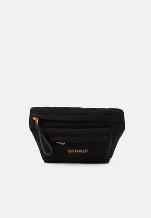 BUM BAG UNISEX - Sac banane - black