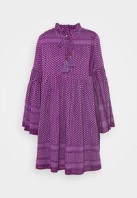 CECILIE copenhagen - SOUZARICA - Day dress - plum - 4