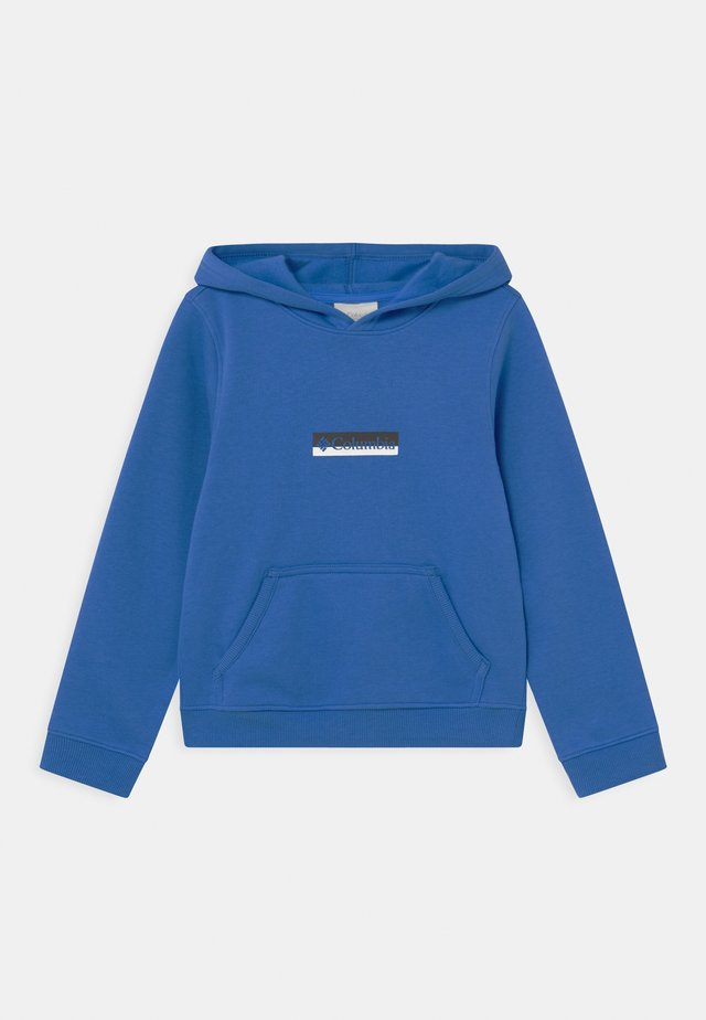PARKHOODIE UNISEX - Felpa con cappuccio - harbor blue