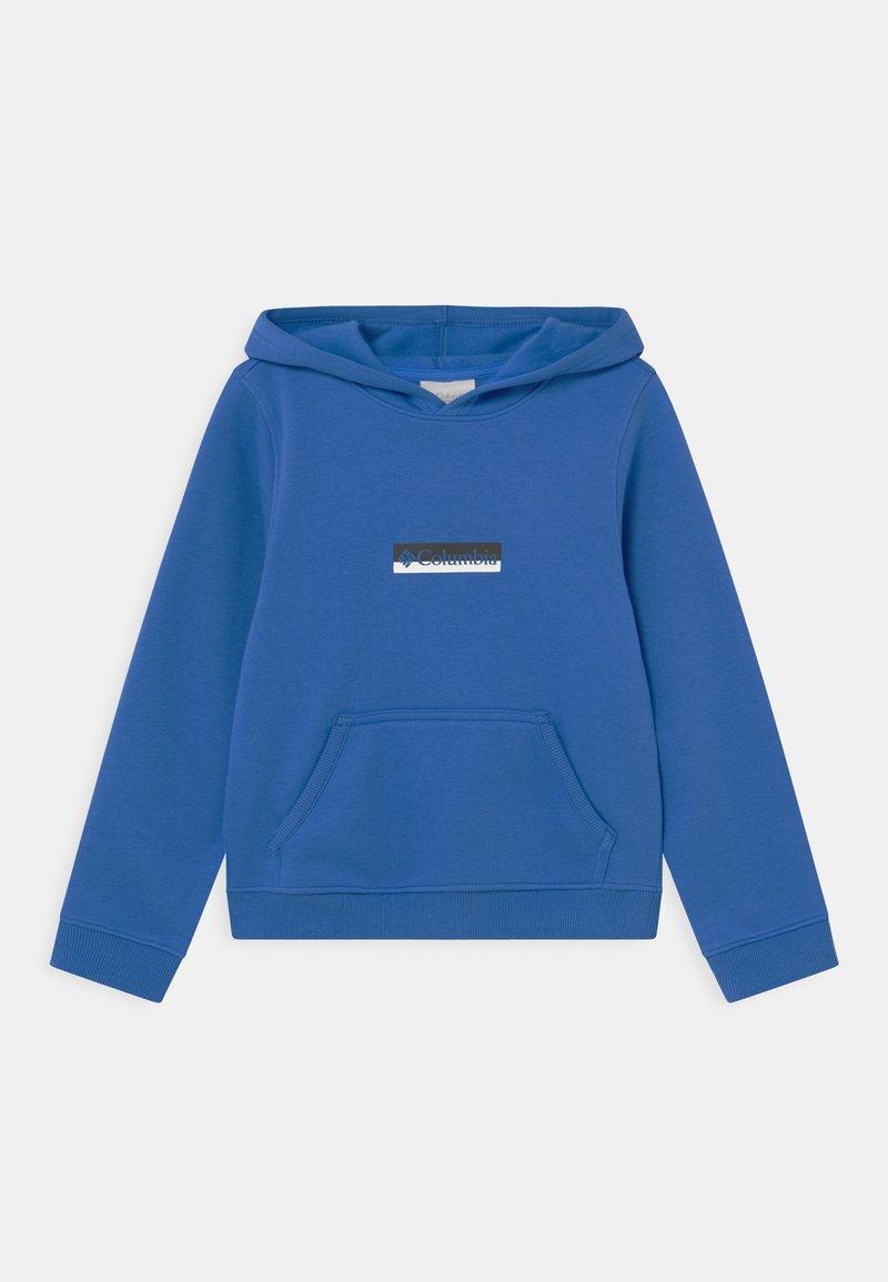 Columbia - PARKHOODIE UNISEX - Hoodie - harbor blue