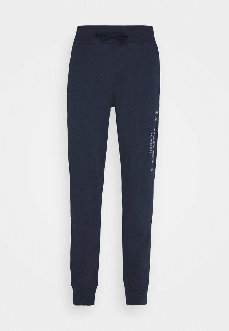 Hackett London - PANTS - Teplákové kalhoty - dark navy