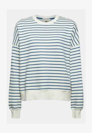 Sweatshirt - bright blue