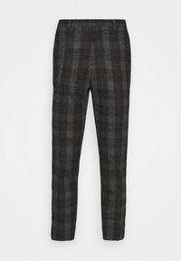 SHELDON TROUSER - Trousers - charcoal