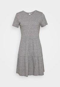 GAP - TIERD - Jersey dress - heather grey - 4