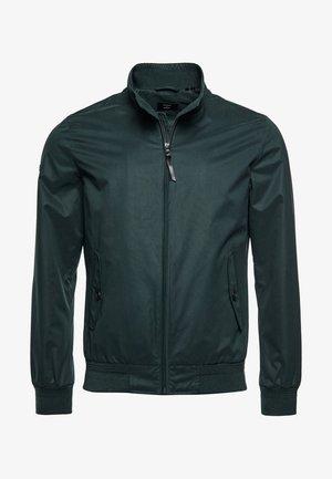 HARRINGTON - Summer jacket - forest green