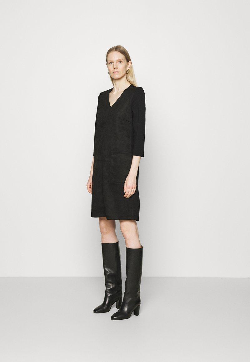 Opus - WANORA - Day dress - black