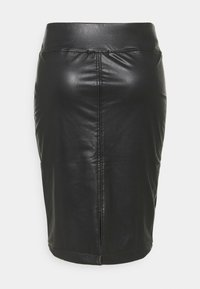 CAPSULE by Simply Be - PULL ON PENCIL SKIRT - Pencil skirt - black - 1