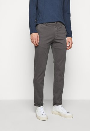 STEEN - Trousers - grey
