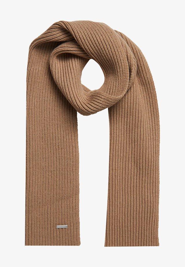 Sjaal - soft caramel