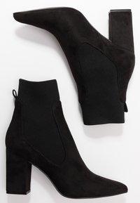 Steve Madden - RICHTER - Classic ankle boots - black - 3