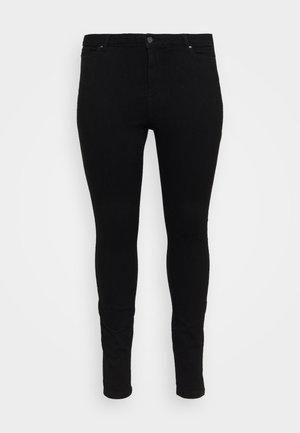 VMLORA - Jeans Skinny Fit - black