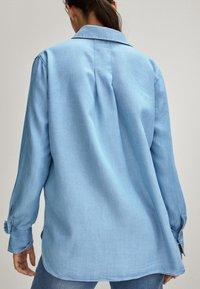 Massimo Dutti - Koszula - light blue - 1