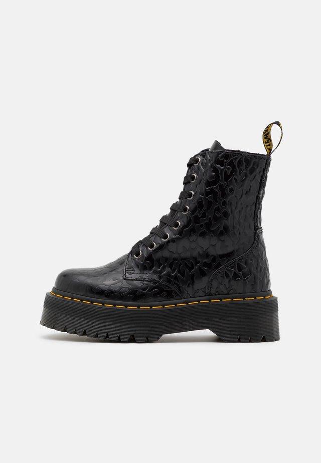 JADON X-GIRL - Platform ankle boots - black