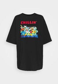 Even&Odd - T-shirts med print - black - 3
