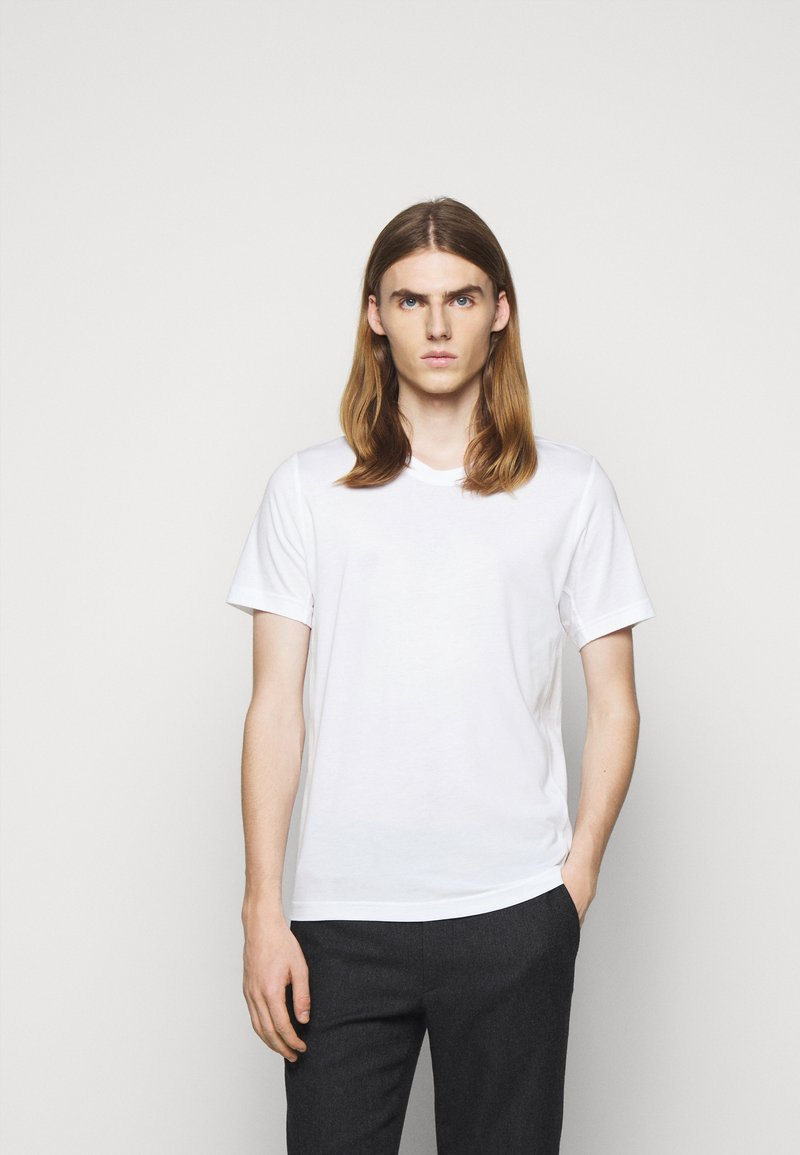 Tiger of Sweden - ALTAIR - Basic T-shirt - pure white