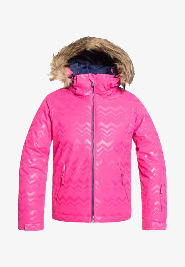 JET SKI - Snowboard jacket - light pink