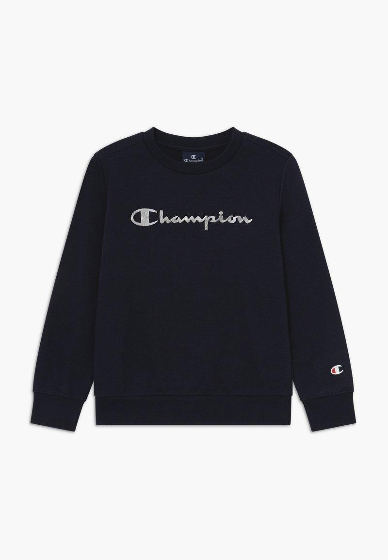 Champion - LEGACY AMERICAN CLASSICS CREWNECK UNISEX - Sweater - dark blue