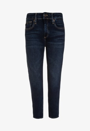 BOYS SCANTON  - Jeans Slim Fit - new york dark